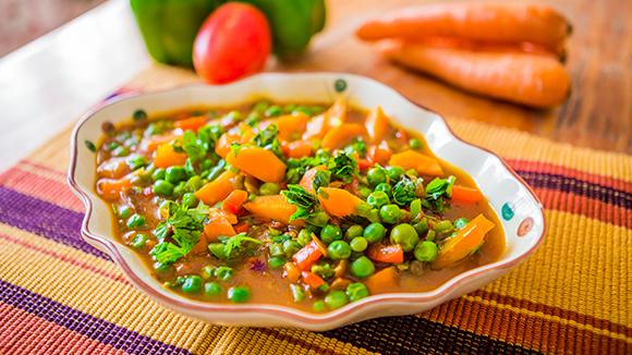 Stew Mix veggie