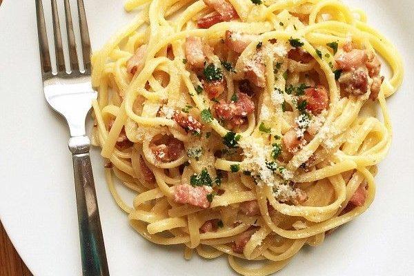 spaghetticarbonarawithcrispybacon