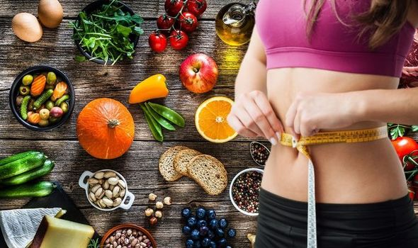 Fruits are easy to find and help reduce belly.